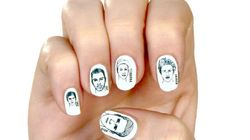 Would You Put Ryan Gosling On Your Nails? We
