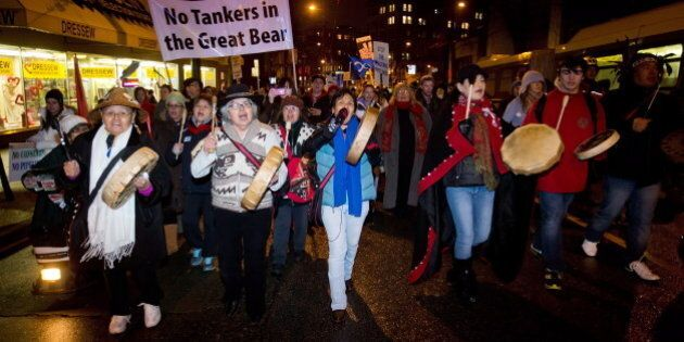First Nations' Pipeline, Energy Concerns Shared With Federal