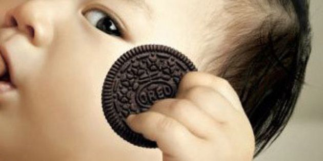 Oreo Breastfeeding Ad: Would It Go Too Far? | HuffPost Canada