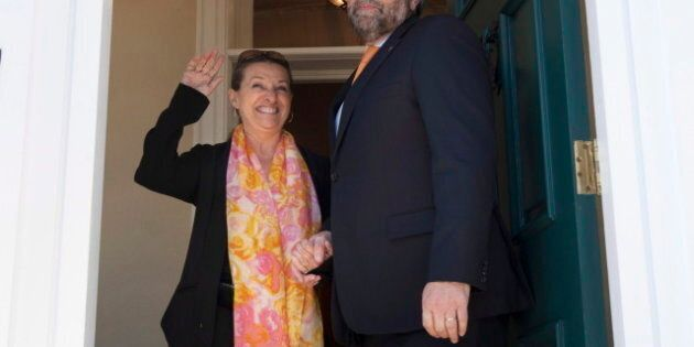 Thomas Mulcair: Stornoway Becomes Opposition Leader's New Home