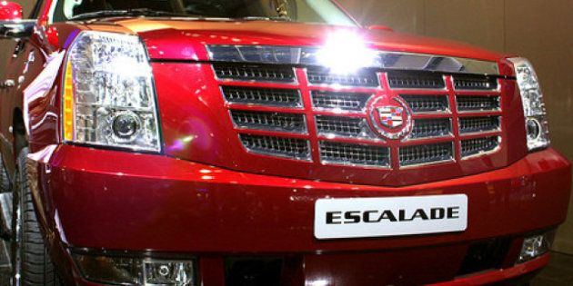 Cadillac Escalade Is Vehicle Most Likely To Be Targeted By Thieves, Study