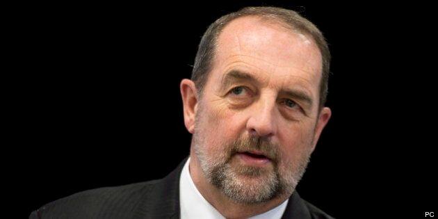 Denis Lebel, Harper's Top Quebec Minister, Not Upset About Values
