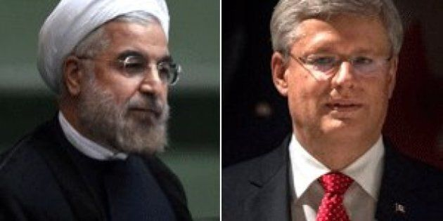 Harper: Iranian Deeds, Not Words, Key To Thawing Relations With