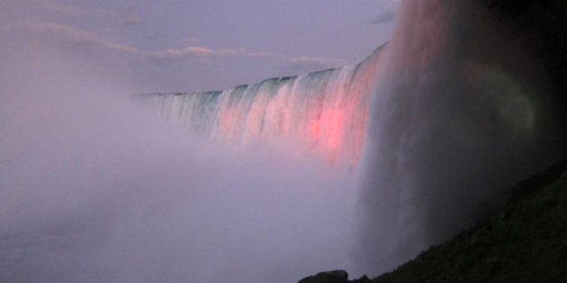 Niagara Falls Going Orange For Jack