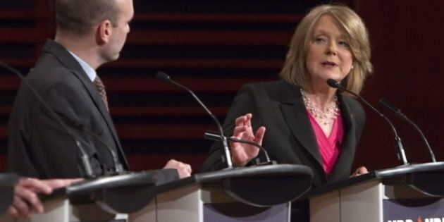 NDP Leadership Race: Hopefuls Debate In