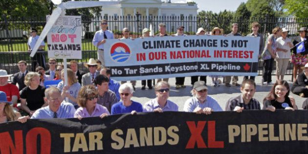 Anti-Oil Sands Sit-In Urged For