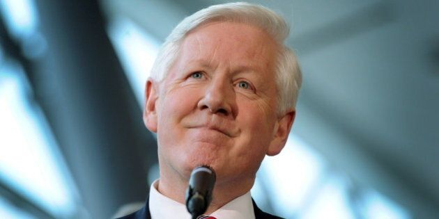 Bob Rae To Decide On Running In Liberal Leadership Race 2013 By