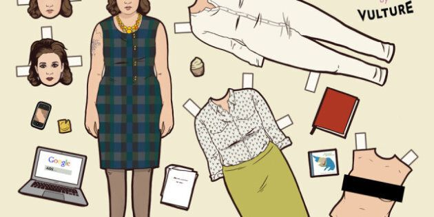'Girls' Printable Paper Dolls: Dress Up Your Favourite Character