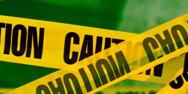 Alberta Homicide Suspect Found Dead In