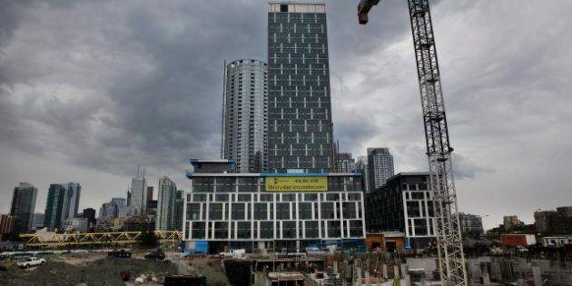 Canadian Housing Bubble's Burst Could Mean Unemployment