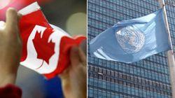 UN Slams Canada On Child