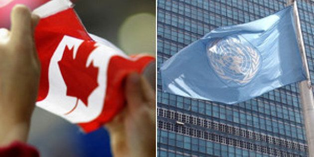 UN Criticizes Canada On Child
