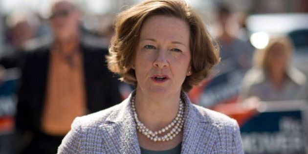 Alison Redford At Gay Pride Will Be A First For
