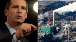 McGuinty Speaks Out Against Oil