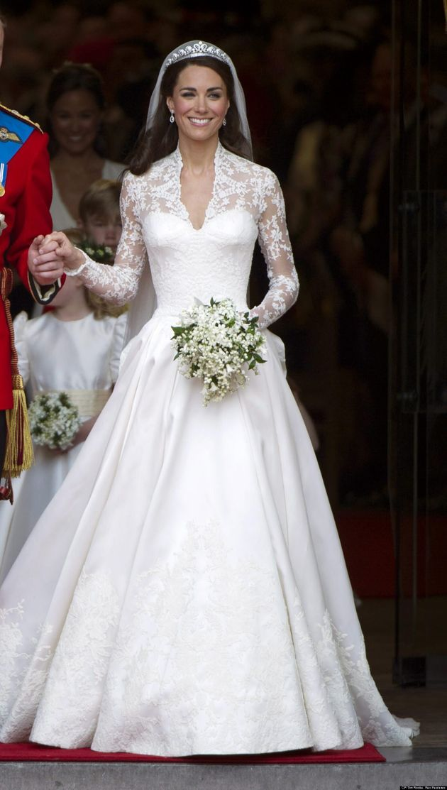 Royal Wedding Anniversary: Does Kate's Dress Still Hold Up One Year Later?
