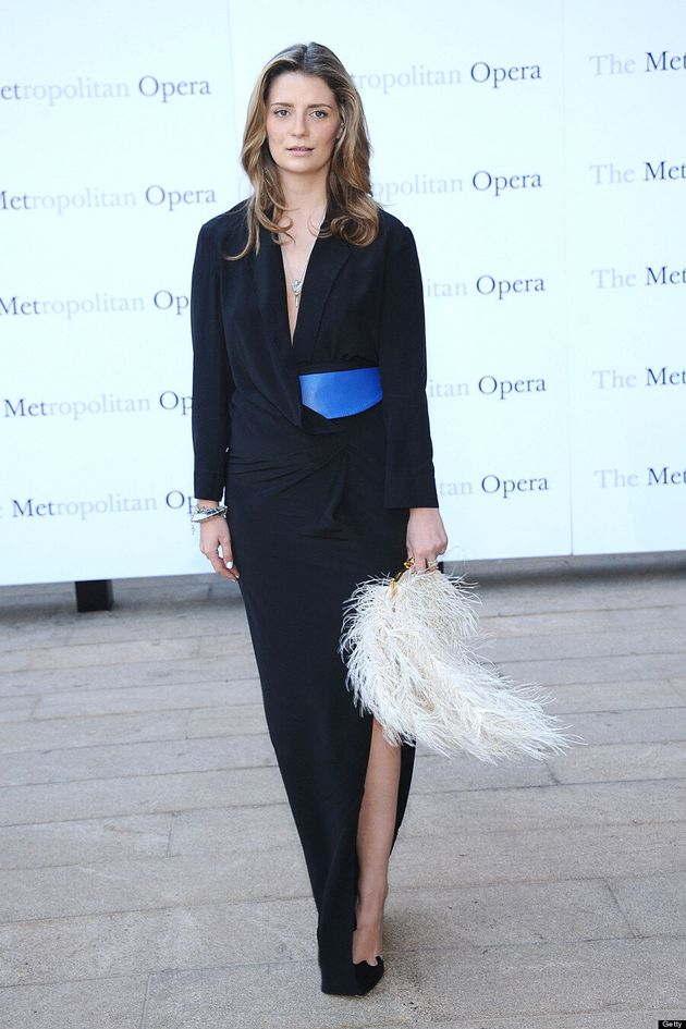 Mischa Barton Is Worlds Away From Her 'The O.C.' Days At The Met Opera
