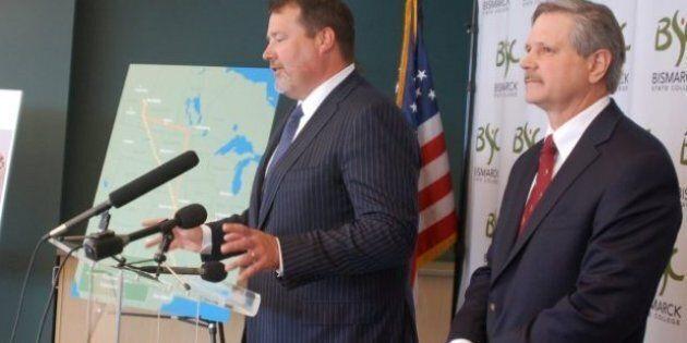 Keystone XL: TransCanada To Build Texas, Oklahoma Leg Of Pipeline Ahead Of