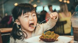 How My Kids Learned to Feed Themselves By