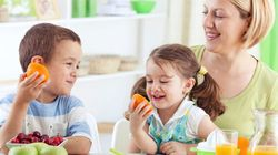 After School Snacks To Keep Your Kids Happy And