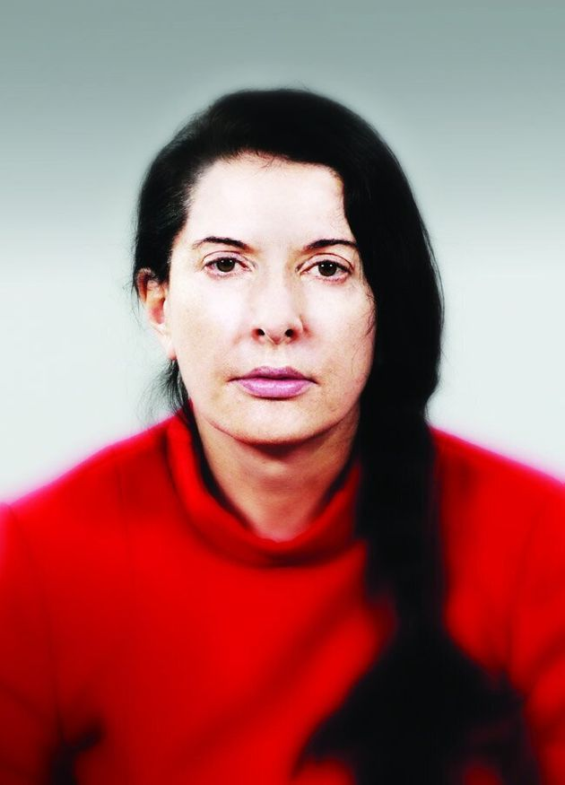 Marina Abramovic: Being an Artist Means