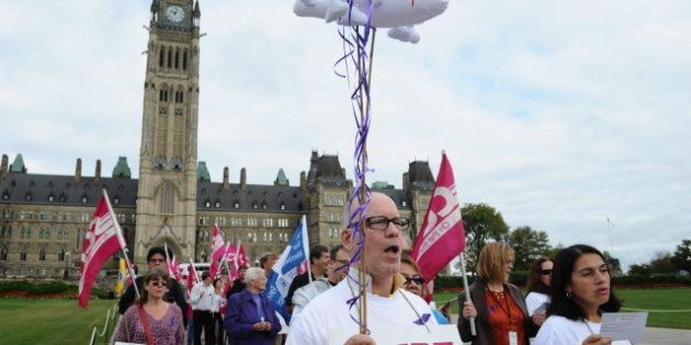 Unions In Canada: ITUC Report Sees 'Coordinated Attack' On Labour