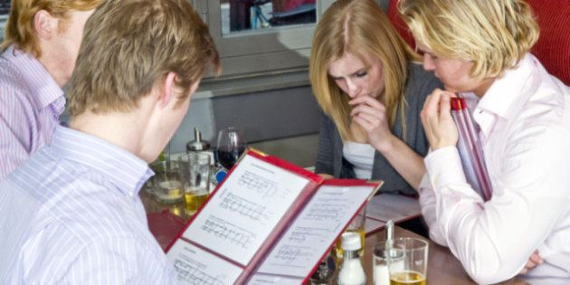 Restaurant Calories On Menus: Group Pushing For Clear Nutritional