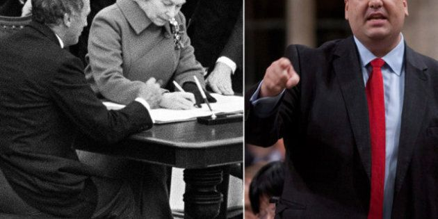 Charter Anniversary: Tories Nixed Elaborate Birthday Party For Canadian Charter Of Rights And