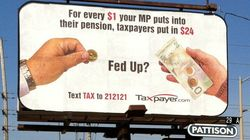 Tories Back MAJOR Hike In MP Pension