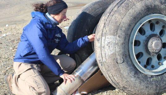 Look: New Photos Of Nunavut Plane Crash
