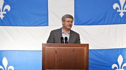 Without Layton, Harper's Leadership Numbers Jump In