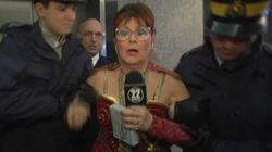 WATCH: Marg Delahunty Gets