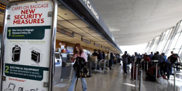 Air passenger observation plan post 9-11 raises red flag for privacy