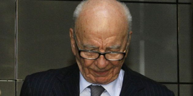 Phone Hacking Scandal: Murdoch Puts Times Of London, Other Properties Under