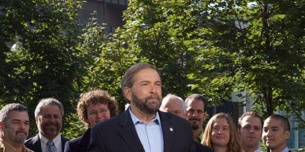 Thomas Mulcair Thinking Of Running For NDP