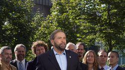 Mulcair Ponders NDP Leadership