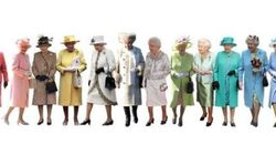 Colour Trends With A Little Help From Queen Elizabeth And