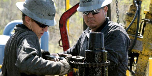David Alward, New Brunswick Premier, At Heart Of Fracking