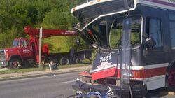 Passenger Killed In Toronto Bus