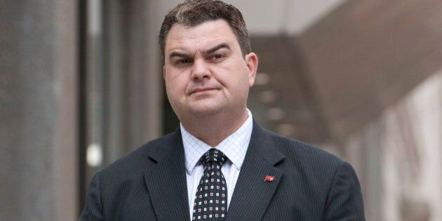Dean Del Mastro Faces Election Spending Charges, No Longer In Tory
