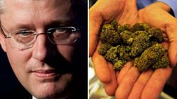 Harper Pressured To End Pot