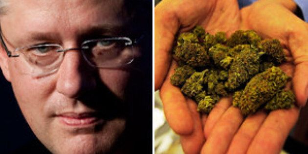 Omnibus Crime Bill: Marijuana Prohibition In Canada Should Be Ended By Stephen Harper, Says International