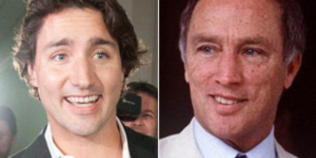 How Will Justin Trudeau Contend With His Father's
