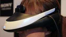 Sony To Sell Head-Mounted Entertainment