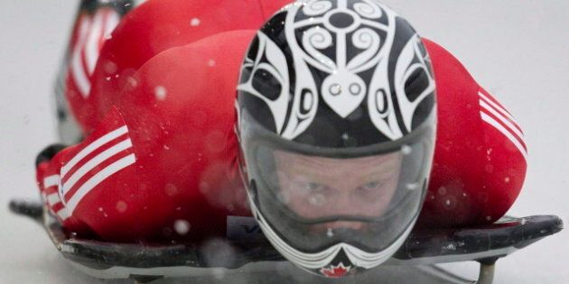 Jon Montgomery Returns To Skeleton Racing, Prepares To Test New