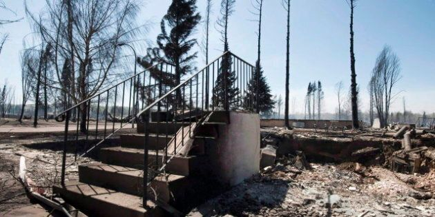 Slave Lake Wildfire Review Recommendations: Alberta To Thin Trees Around