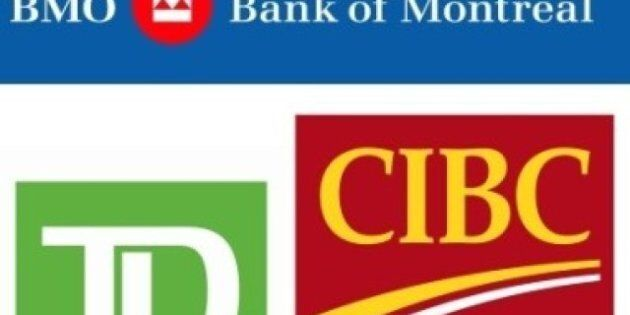 Canada's six biggest banks earn combined $4.56 billion in third