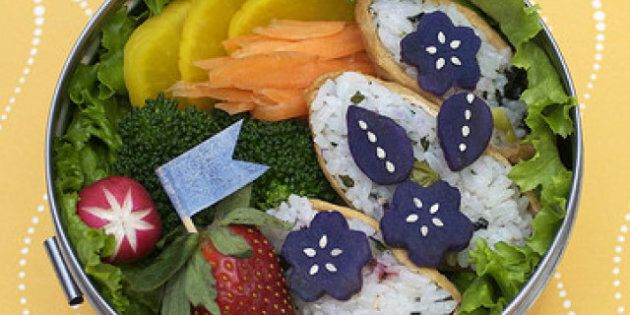 School Lunches: Add Some International Treats To The