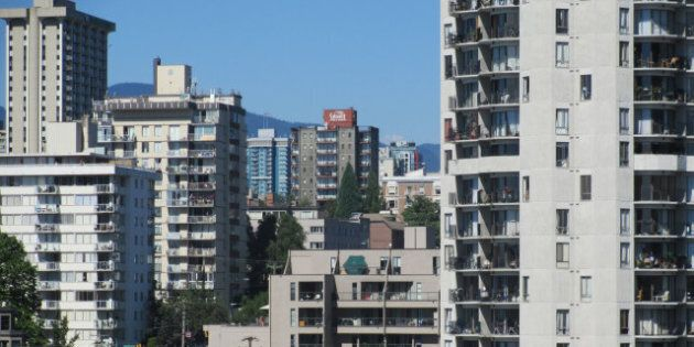 'Thinner' Vancouver Streets Among Affordability