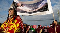 Claim That First Nations Back Pipeline A