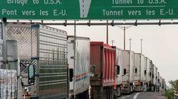 Canada Falls Back Into Trade